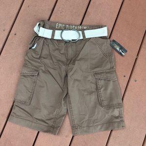 ⚡️NWT Epic Threads Boys Cargo Shorts